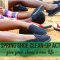 Big Spring Clean-Up Action: Get rid...